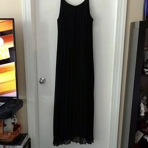 NEW BCBG Black Gown